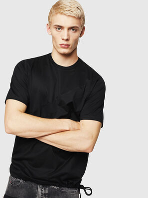 T-ALEKSEY, Black - T-Shirts