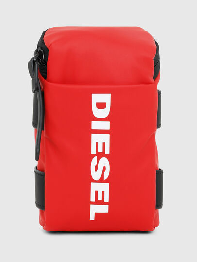 Diesel - SHOULDME, Fire Red - Small Wallets - Image 1