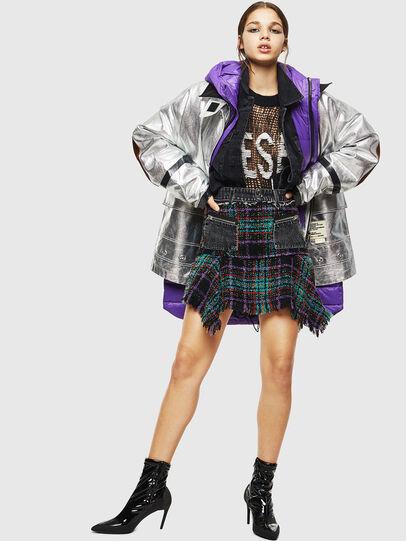 Diesel - O-BRYEL,  - Skirts - Image 6