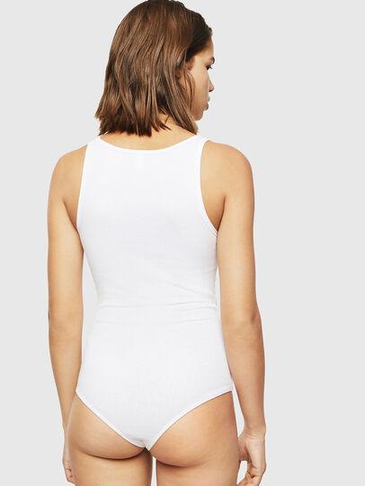 Diesel - UFBY-BODYTANK-C, White - Bodysuits - Image 2