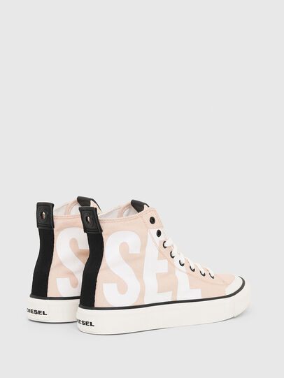 Diesel - S-ASTICO MC W, Pink/White - Sneakers - Image 3