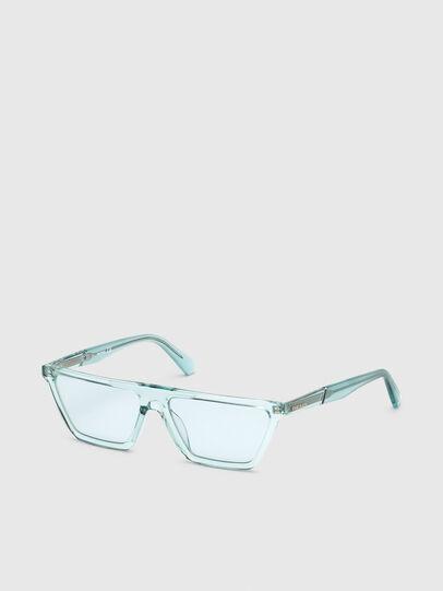 Diesel - DL0304, Azure - Sunglasses - Image 2