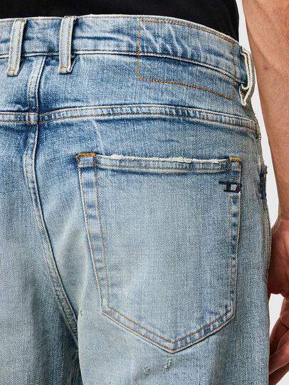 Diesel - D-Vider 009JR, Light Blue - Jeans - Image 6