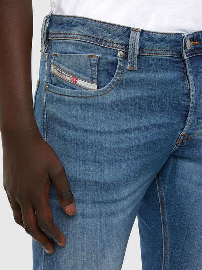 Diesel - Larkee 009DB, Medium blue - Jeans - Image 3