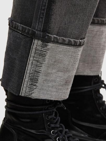 Diesel - D-Reggy 009IL, Black/Dark grey - Jeans - Image 5