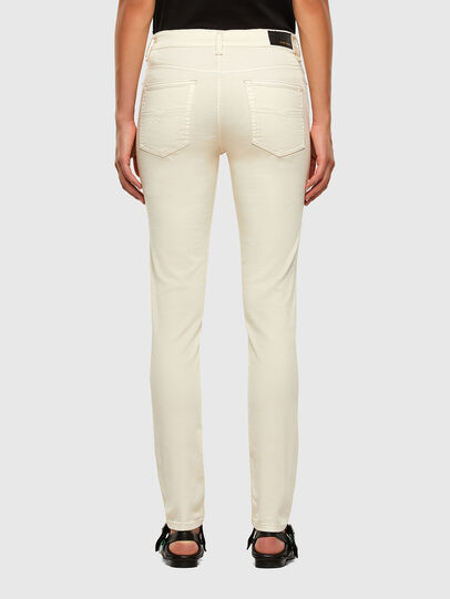 Diesel - D-Roisin 0096H, White - Jeans - Image 2