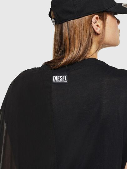 Diesel - T-AZI-A, Black - Tops - Image 4