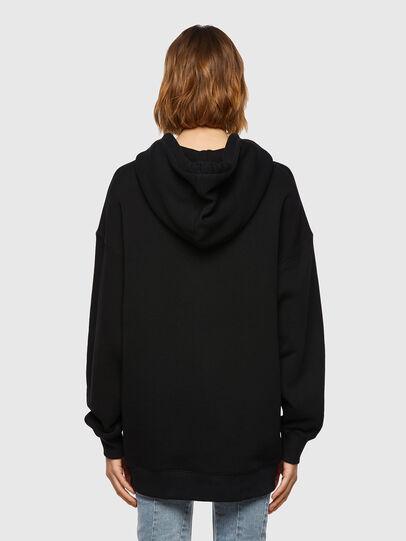 Diesel - F-GULLY-HOOD, Black - Sweaters - Image 2