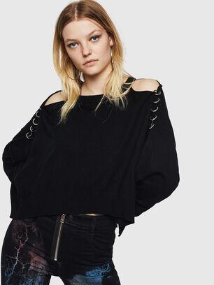 M-NETTY, Black - Knitwear