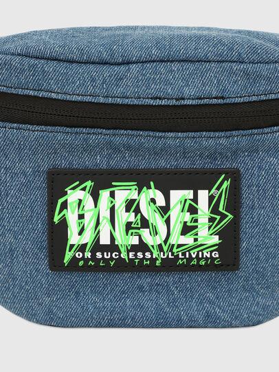 Diesel - BELTPATCH, Blue - Bags - Image 6