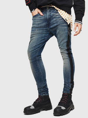 D-Amny 069GB, Medium blue - Jeans