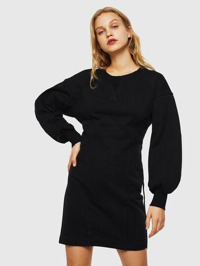 Diesel - D-THUS, Black - Dresses - Image 1