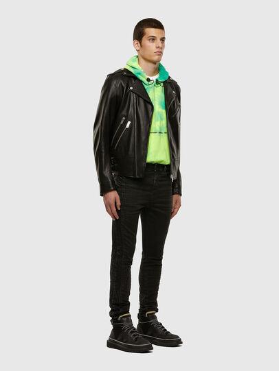 Diesel - D-Reeft JoggJeans 009FY, Black/Dark grey - Jeans - Image 7