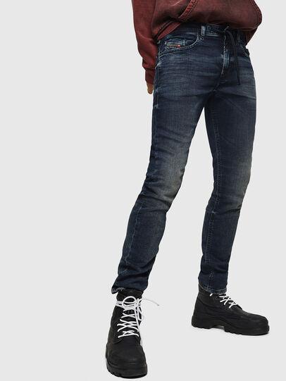 Diesel - Thommer JoggJeans 069GD, Dark Blue - Jeans - Image 1