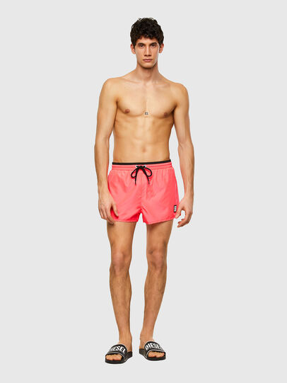 Diesel - BMBX-REEF-30, Pink - Swim shorts - Image 1
