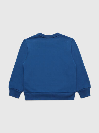 Diesel - SCOLIGCODE OVER, Blue - Sweaters - Image 2