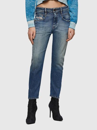 Diesel - Fayza 09A08, Medium blue - Jeans - Image 1