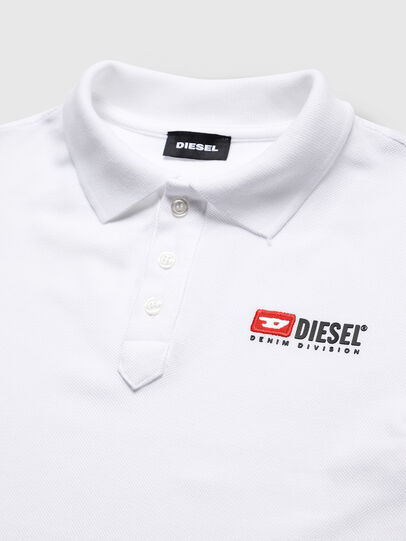 Diesel - TWEETDIV, White - T-shirts and Tops - Image 3