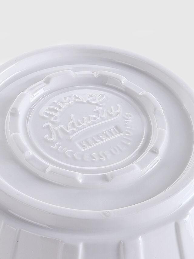 10980 MACHINE COLLEC, White