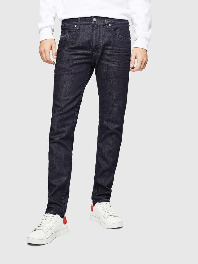 Diesel - Thommer 084HN, Dark Blue - Jeans - Image 1