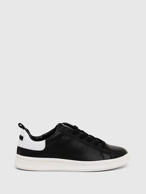 SN LOW LACE 11 FULL, Black/White - Footwear