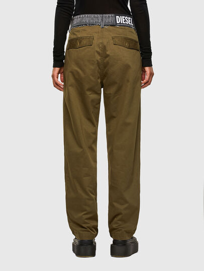 Diesel - P-BLACK, Brown - Pants - Image 2
