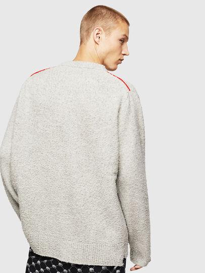 Diesel - K-CASY, Light Grey - Knitwear - Image 2