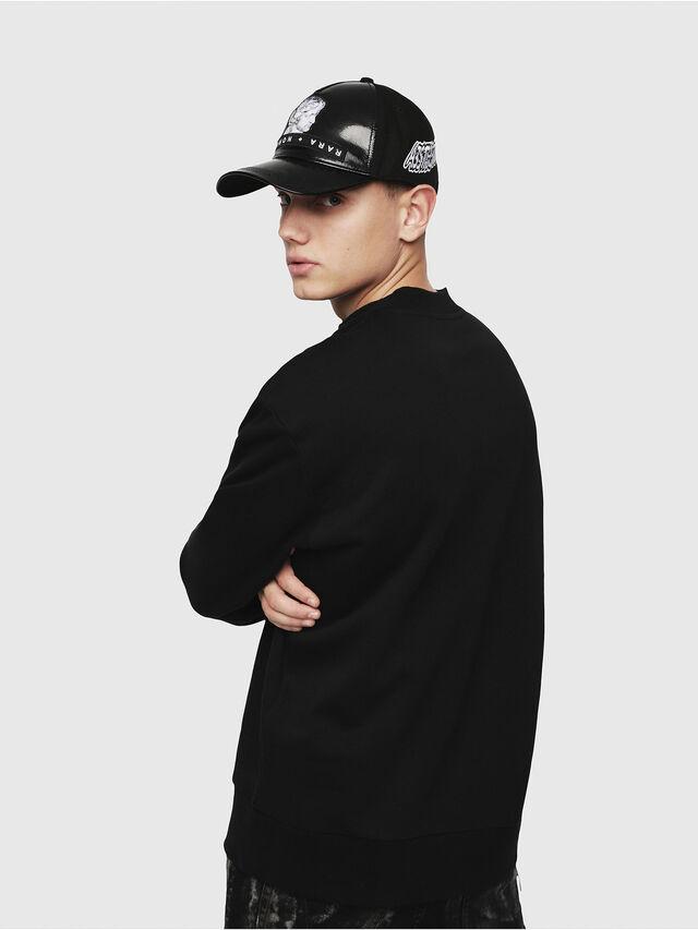 Diesel - S-BAY-YE, Black - Sweaters - Image 2