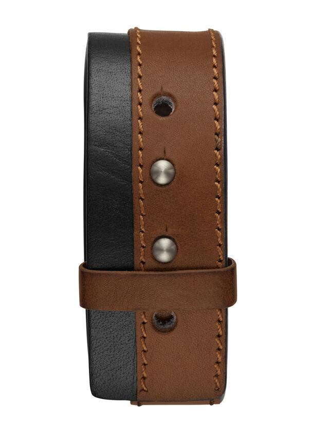 Diesel DA1202, Brown - Bracelets - Image 3