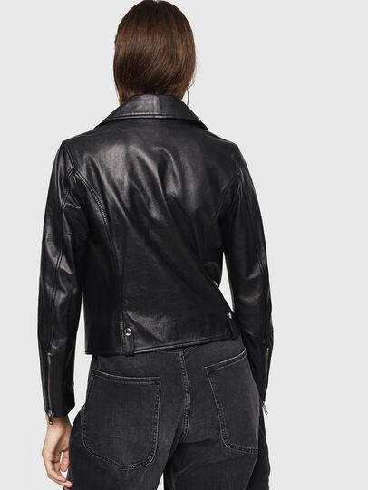 Diesel - L-LYFA,  - Leather jackets - Image 2