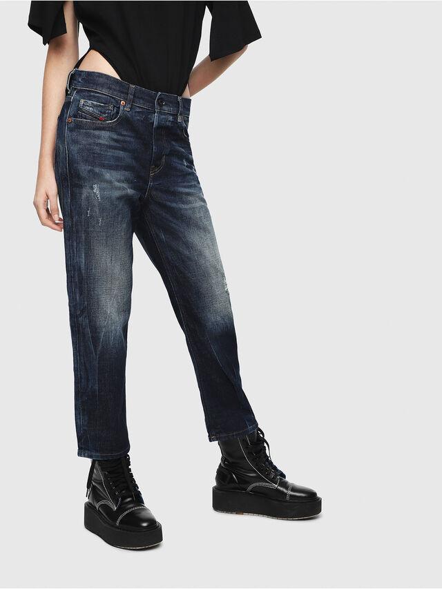 Diesel - Aryel 089AL, Dark Blue - Jeans - Image 1