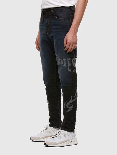 Diesel - D-Vider JoggJeans 009HE, Dark Blue - Jeans - Image 6