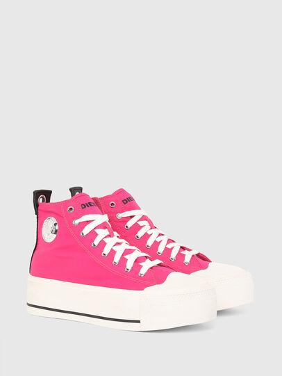 Diesel - S-ASTICO MC WEDGE, Pink - Sneakers - Image 2