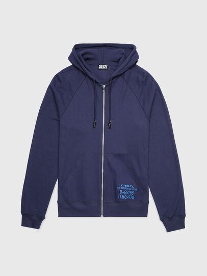 Diesel - UMLT-BRIANZ-W, Blue - Sweaters - Image 1
