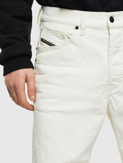 Diesel - D-Macs 069MS, White - Jeans - Image 6