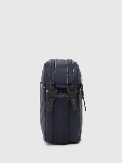 Diesel - DOUBLECROSS, Blue - Crossbody Bags - Image 3