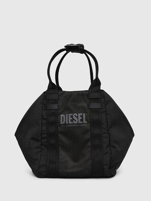 D-CAGE SHOPPER, Black - Shopping and Shoulder Bags