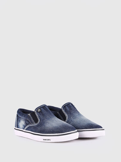 Diesel - SLIP ON 21 DENIM YO,  - Footwear - Image 2