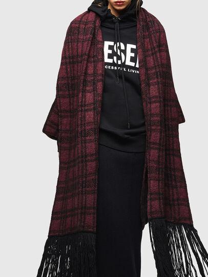 Diesel - M-BOU, Dark Violet - Knitwear - Image 4