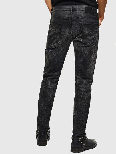 Diesel - D-Strukt 069KE, Black/Dark grey - Jeans - Image 2