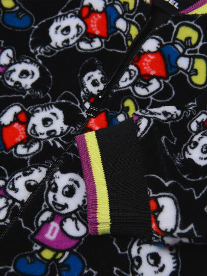 Diesel - SWALLOB, Black - Sweaters - Image 3