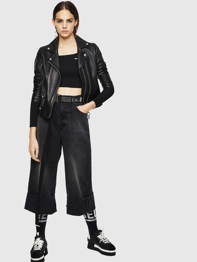 Diesel - L-LYFA,  - Leather jackets - Image 6