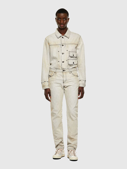 Diesel - D-Kras 09A53, White - Jeans - Image 6