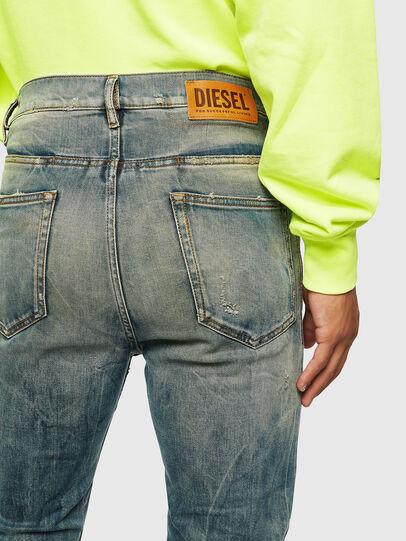 Diesel - D-Eetar 0098G, Medium blue - Jeans - Image 4