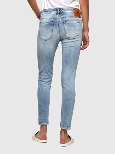 Diesel - D-Ollies JoggJeans® 069UX, Light Blue - Jeans - Image 2