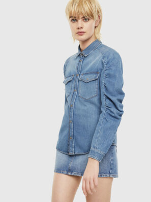 DE-RINGY-R, Light Blue - Denim Shirts