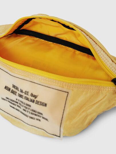 Diesel - BELTPAK, Light Yellow - Belt bags - Image 5