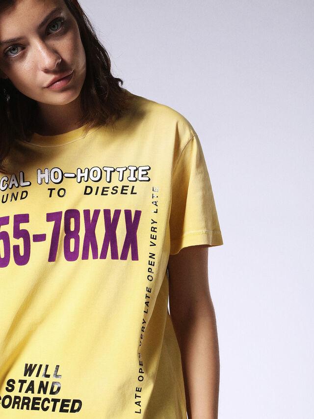 T-DIEGO-DI-FL, Yellow