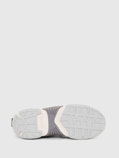 Diesel - S-KIPPER LOW TREK, White/Grey - Sneakers - Image 4