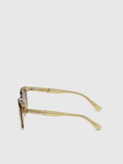 Diesel - DL0272, Light Brown - Kid Eyewear - Image 3